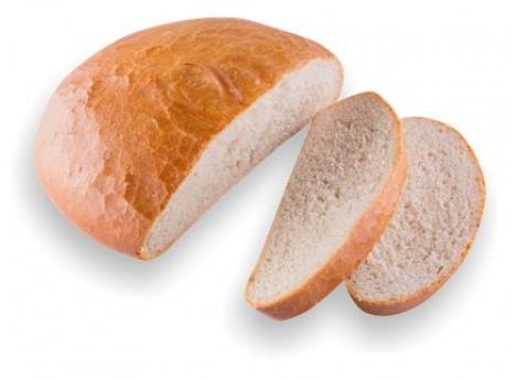 Хлеб из пшеничной муки 1 сорта, подовый