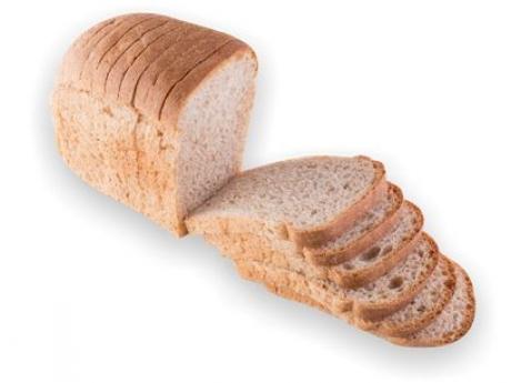 """Хлеб """"Богатырский"""" с отрубями формовой"""