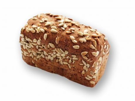 """Хлеб """"Ржаной с семенами подсолнечника"""""""