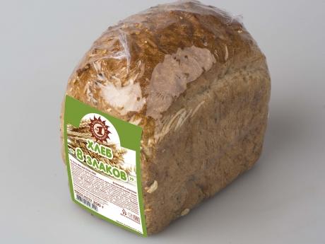 "Хлеб ""8 злаков"""